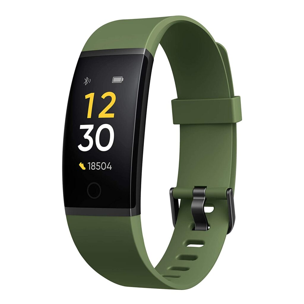 best fitness band brand in India